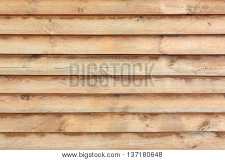 Wood planks. Kiln dried wooden lumber texture background. Unpainted unfinished pine furniture surface. Timber hardwood wall. poster