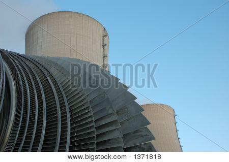Power Plant Turbine