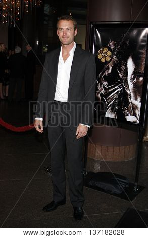 Connor Ross at the Warner Home Video Salutes 'Dirty Harry' Film Franchise held at the Directors Guild of America Theater in Hollywood, USA on May 29, 2008.