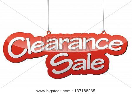 This is red vector illustration background clearance sale