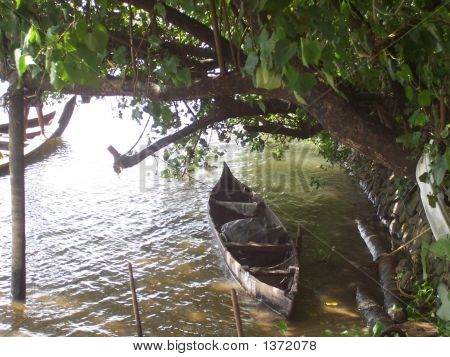 Boat Wooden