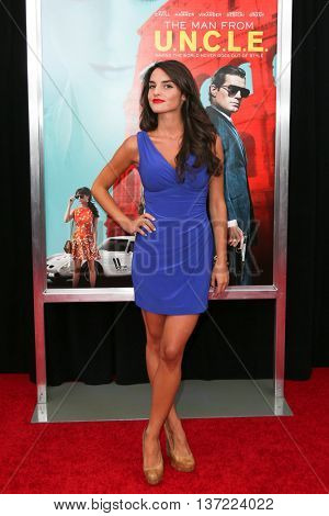 NEW YORK-AUG 10: Renee Creere attends