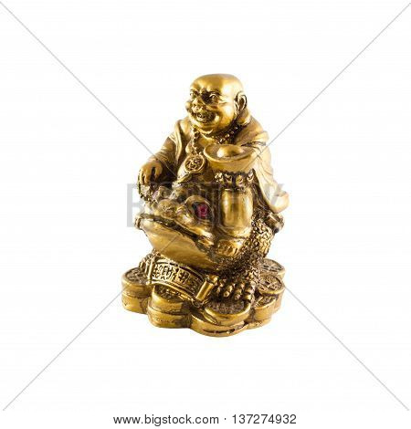 The Figure Of The God Hotei