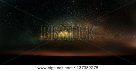 milky way galaxy background, night sky with milky way background, astronomy science and beautiful milky way galaxy, astronomy background for presentation document, milky way galaxy concept.space time.