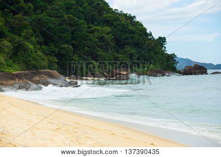 Beaches Of Brazil