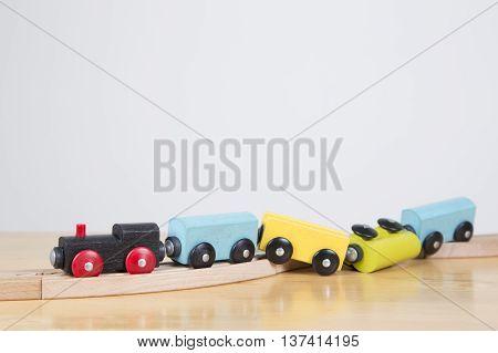 Falling Off The Tracks - Failure Concept
