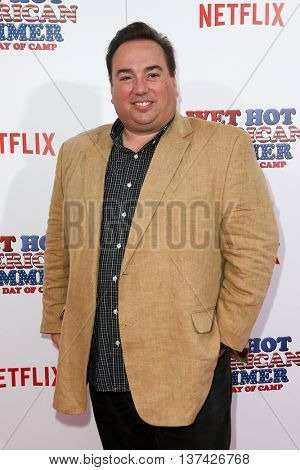 NEW YORK-JUL 22: Executive producer Peter Principato attends the 'Wet Hot American Summer: First Day of Camp' Series Premiere at SVA Theater on July 22, 2015 in New York City.