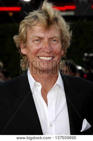 Nigel Lythgoe at the Los Angeles premiere of 'Tropic Thunder' held at the Mann Village Theater in Westwood, USA on August 11, 2008.