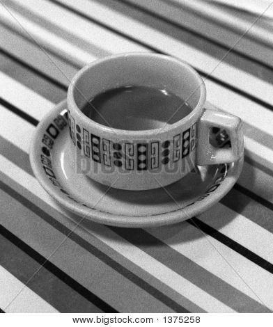 60S Tea Cup