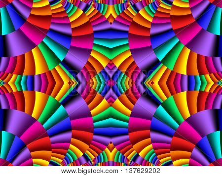 Colorful abstract background. Artwork for creative design art and entertainment
