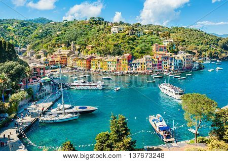 Portofino, Ligurian Coast, Italy