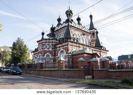 Sviato-serafimovskiy Sobor Kirov City