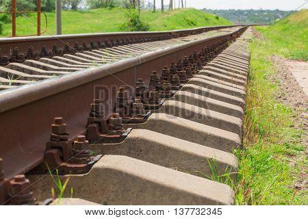 Rail anchor Rail joints Rail low key