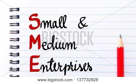 Sme Small And Medium Enterprises