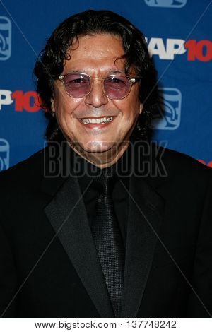 NEW YORK-NOV 17: Musician Rudy Perez attends the ASCAP Centennial Awards at The Waldorf Astoria on November 17, 2014 in New York City.