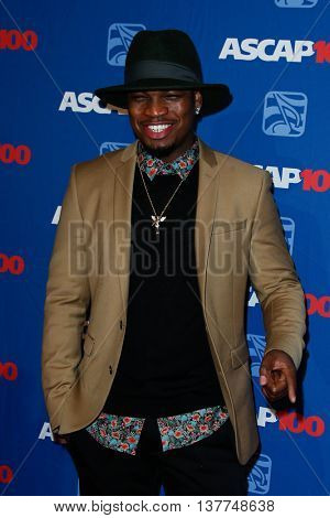NEW YORK-NOV 17: Singer Ne-Yo attends the ASCAP Centennial Awards at The Waldorf Astoria on November 17, 2014 in New York City.