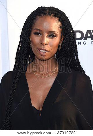 LOS ANGELES - JUN 29:  Tasha Smith arrives to the