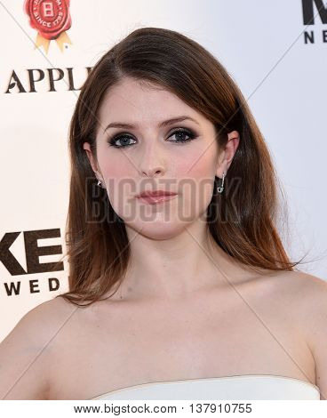 LOS ANGELES - JUN 29:  Anna Kendrick arrives to the