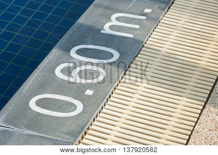 Edge Swimming Pool