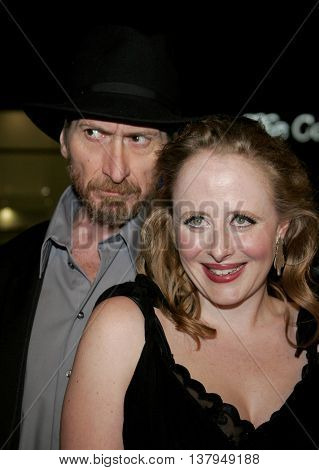 Frank Miller at the Los Angeles premiere of '300' held at the Grauman's Chinese in Hollywood, USA on March 5, 2007.