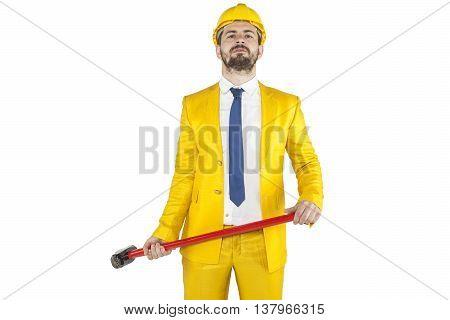 Portrait Of A Real Estate Developer