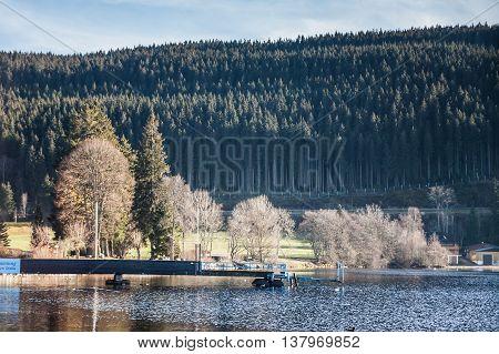 Holiday in Germany - Lake Titisee, Black Forest