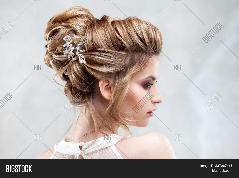 Young Beautiful Bride Image Photo Free Trial Bigstock