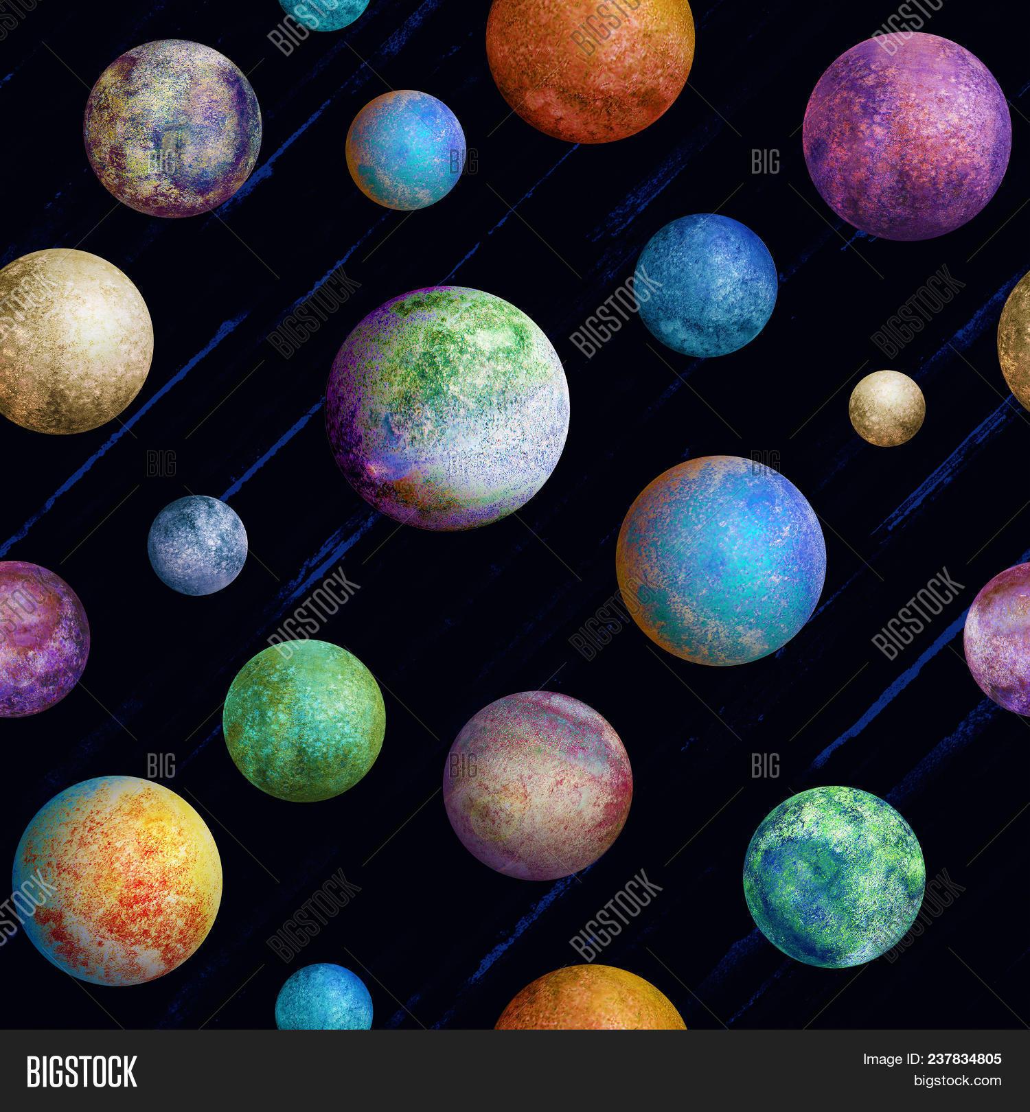 Colorful Watercolor Image & Photo (Free Trial) | Bigstock