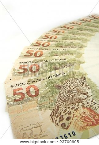 Currency From Brazil