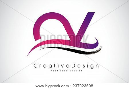 Ov O V Letter Logo Design In Black Colors. Creative Modern Letters Vector Icon Logo Illustration.