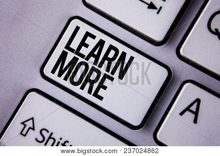 Handwriting Text Learn More. Concept Meaning Study Harder Develop New Skills Abilities Get Extra Edu