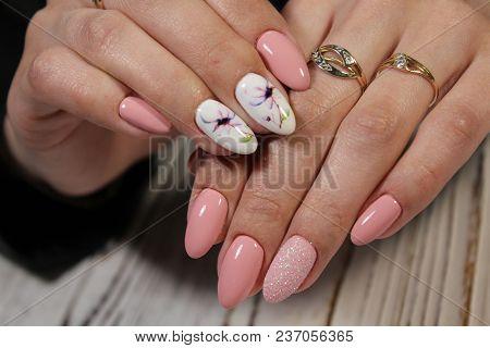 Stylish Manicure Nails