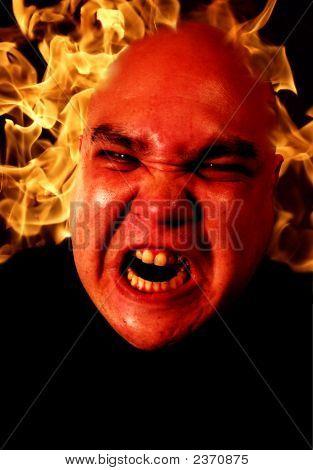 Anger Management Poster Boy