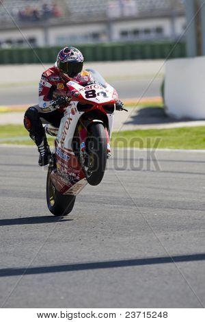 SBK Superbike world championship - Spanish Round Valencia 2008 - Cheste Circuit - 2008.04.04 - Fabrizio