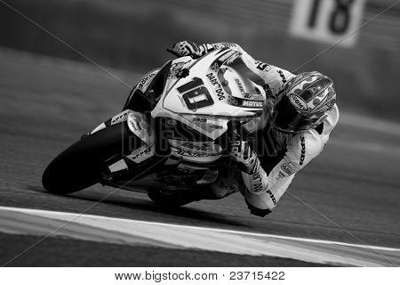 SBK Campeonato del Mundo de Superbikes - Spanish Round - Valencia 2008 en el Circuito Ricardo Tormo de Cheste - Fonsi Nieto