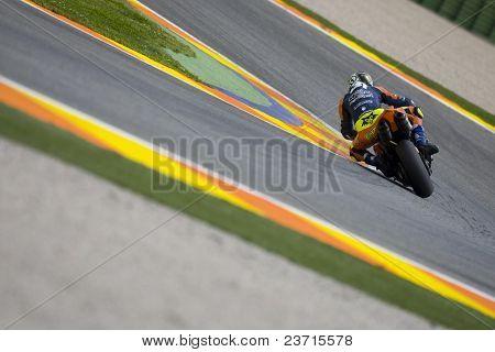 SBK Campeonato del Mundo de Superbikes - Spanish Round - Valencia 2008 en el Circuito Ricardo Tormo de Cheste - Carmelo Morales