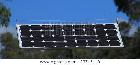 Solar Panel - Blue Sky