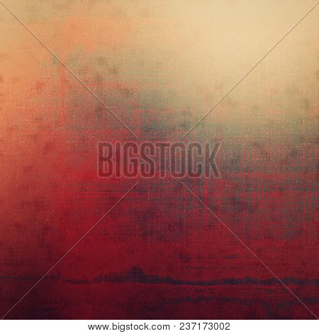 Old texture or antique background. With different color patterns