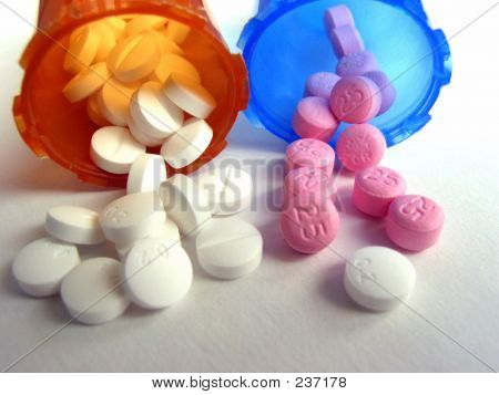 Pills And Vials