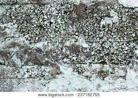 Old Grungy Texture, Grey Concrete Wall Stoun