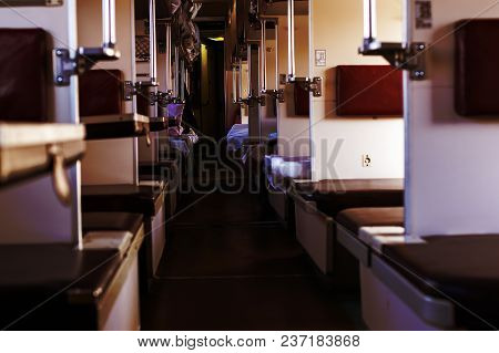 The Empty Passenger Car, The Second Class