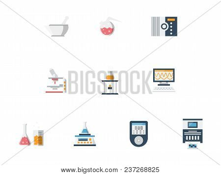 Symbols Laboratory Vector Photo Free Trial Bigstock