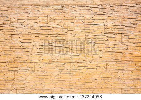 Light Brown Stonework, Light, Texture Background Toned