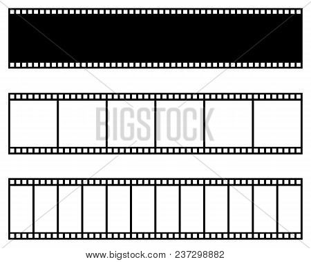 Film Strip Collection Vector & Photo (Free Trial) | Bigstock