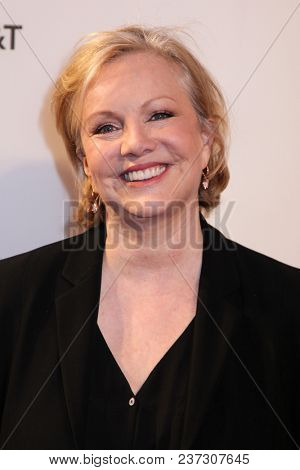 NEW YORK, NY - APRIL 21: Susan Stroman attend the 'Bathtubs Over Broadway' screening during 2018 Tribeca Film Festival at BMCC Tribeca PAC on April 21, 2018 in New York City.
