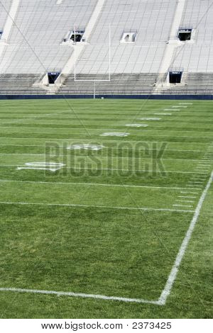 Football Field Vertical