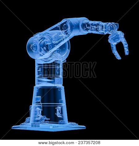X-ray Robotic Arm
