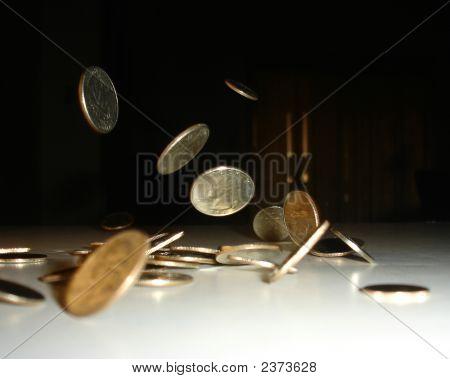Falling Quarters