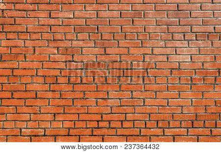 Background Of Brick Wall Texture. Brick Texture Pattern. Brick Wall. Brick Background