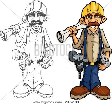Vector -Builder Jim
